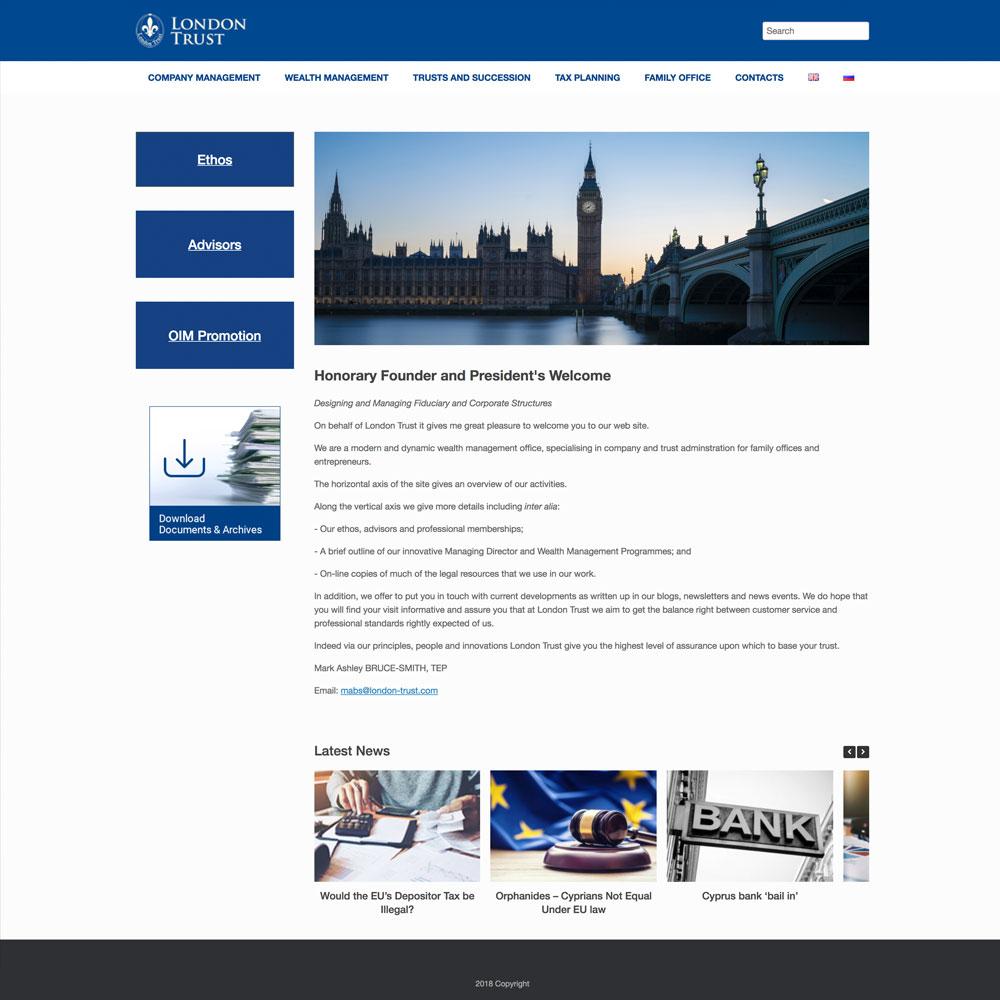 london-trust-work