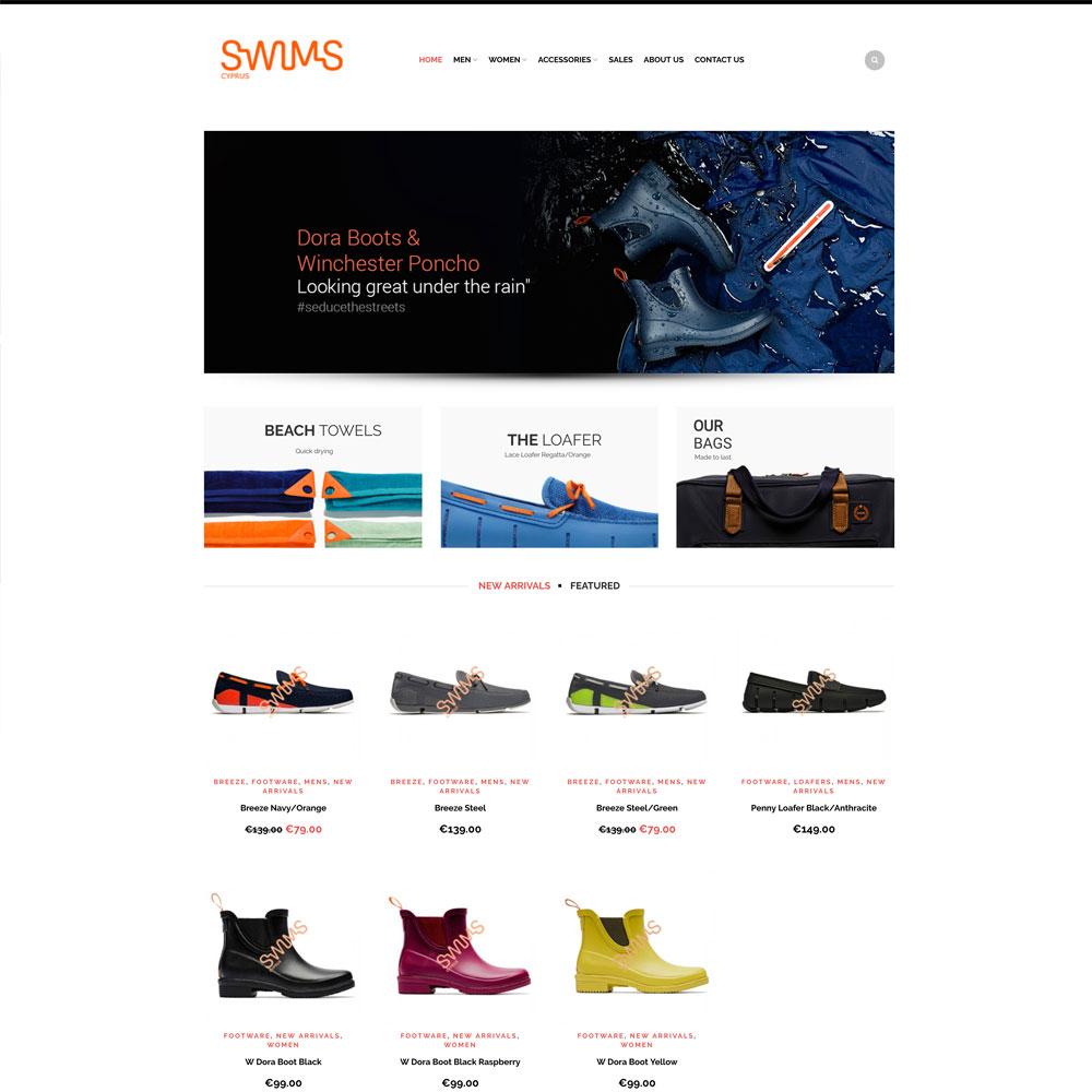 swims-website